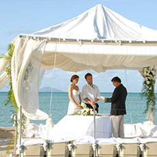 Mariages a l'ile maurice - Candock Wellness